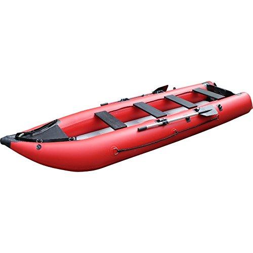 Wet–Barca Elements Rover de serie, rojo