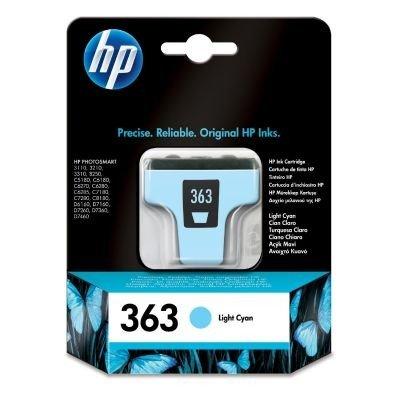 Preisvergleich Produktbild HP C8774EE Tintenpatrone Original Farbe HP 363light cyan