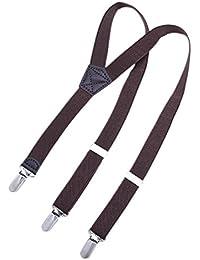 DonDon Bretelles pour enfant 2 cm fin longueur réglable pour une hauteur de  80 cm jusqu cad8d0d22b5