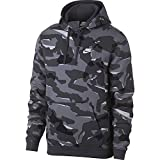 Nike Sportswear Sudadera, Hombre, Cool Grey/Anthracite/White, M