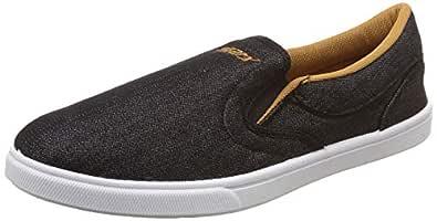 Sparx Men's Black Loafers-6 UK (39 1/3 EU) (SD0402G_BKBK0006)