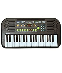 Zest 4 Toyz Canto 37 Key Piano with Recording ( Includes Microphone & Adaptor)