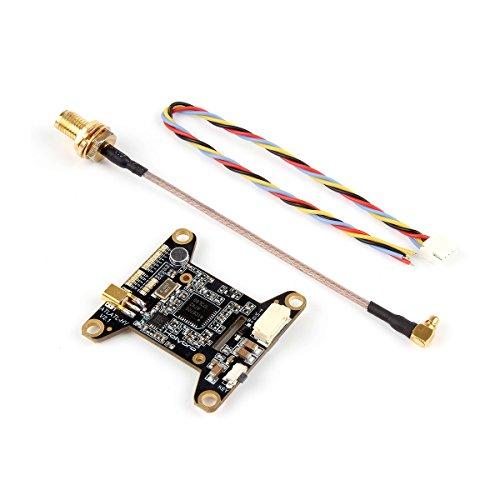 Crazepony-UK Holybro Atlatl HV V2 FPV Transmitter 5.8G 40CH Support Telemetry Mic for Quadcopter Drone