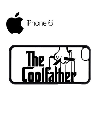 The Cool Father Swag Mobile Phone Case Back Cover Hülle Weiß Schwarz for iPhone 6 White Schwarz