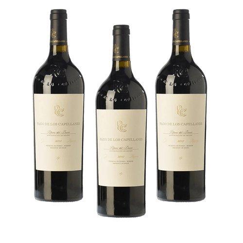 Pago De Los Capellanes Reserva - Vino Tinto- 3 Botellas