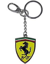 Ferrari Shield Metal Key Ring by Ferrari