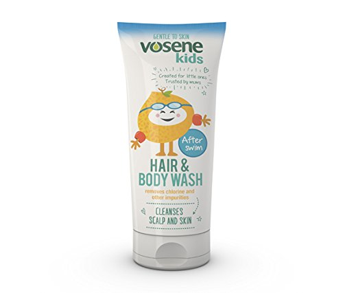 Vosene Tear Free After Swim Hair/Body Wash, 200ml