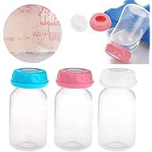 Manyo bebé 125 ml Leche Materna botellas de Collection espacio de almacenaje cuello ancho botella de