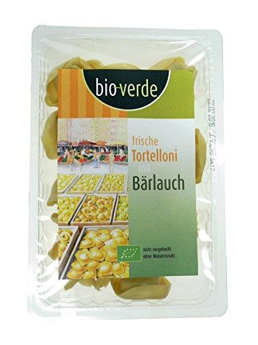 bio-verde Bio Frische Tortelloni mit Bärlauch (1 x 270 gr)