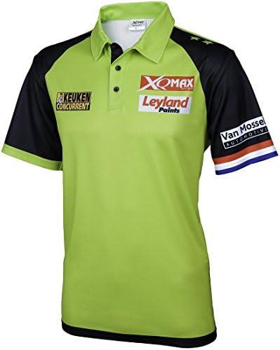 XQmax Darts Michael Van gerwen Replica Match Shirt Shirt Shirt 2018, XS B07D9LFFR8 Parent | Distinctive  | I più venduti in tutto il mondo  | Alta Qualità  | Una Grande Varietà Di Merci  | Nuovo Stile  | prezzo di vendita  3f0b7a