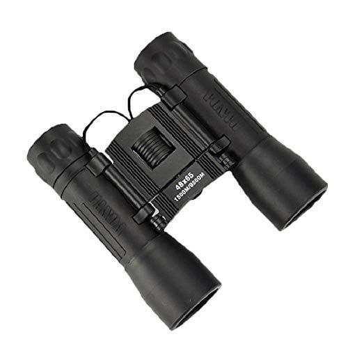Fernglas 48 × 65 HD Wenig Licht Tragbare Kompakte Erwachsene Kinder Im Freien Vogelbeobachtung Tourismus Sightseeing Jagd