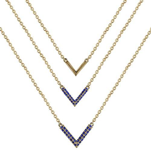 14-k-metal-galvanise-femme-trois-couche-avec-tcheque-diamant-collier-elegant-ras-du-cou-collier-chai