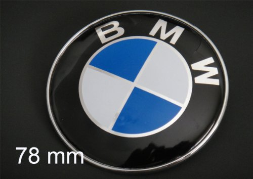 Trunk Emblem 78mm