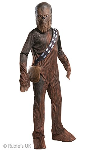 (Jungen Chewbacca Star Wars The Force weckt Kostüm Alter 5 6 7 8 9 10)