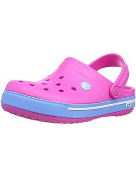 Crocs Crocband II.5 Clog Kids, Zuecos Unisex Niños