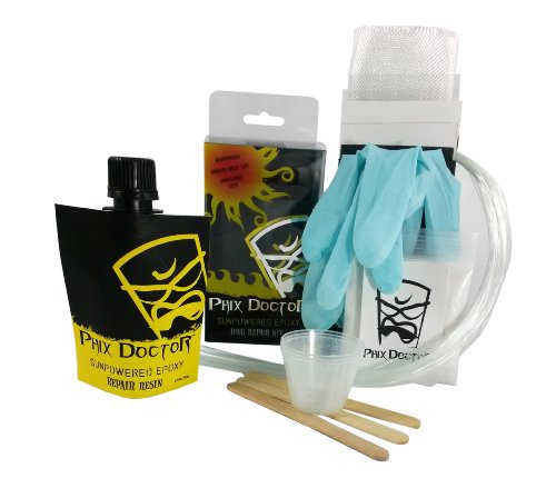 Phix Doctor Surfboard Epoxy Repair Kit small