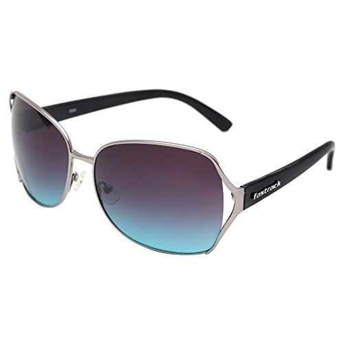Fastrack Men Brown Gradient Sunglass M155BR2  available at amazon for Rs.1899