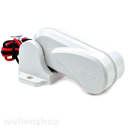 Preisvergleich Produktbild Bilgenpumpenschalter Schwimmerschalter 12V 24V 15 A