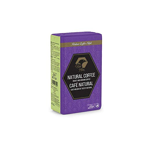 Beo Hive Cafe Intenso Molido Natural , 250 g