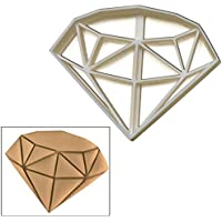 Diamond Cookie cutter, 1 PC, ideale come glamour