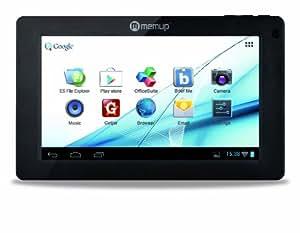Memup SlidePad-704C Tablette 7'' (17,78 cm) Cortex A8 1 Ghz 4 Go Wifi Android 4.0 Noir