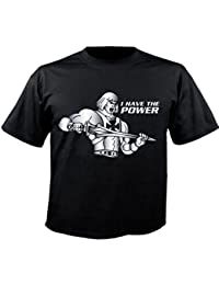 Motiv Fun T-Shirt He Man Masters Of The Universe Motu Eternia Kino Motiv Nr. 3064