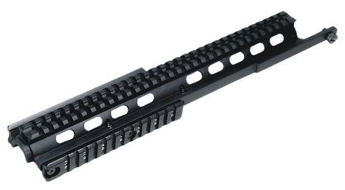 Airsoft Barrel Double (UTG Taktisches Tri-Rail Model 14, MNT-TM14TR)