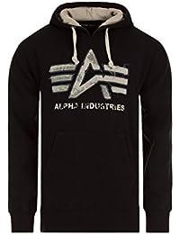 Alpha Industries Big A Vintage Hoody Sweats à capu