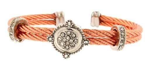 world-collana-da-donna-in-argento-con-cavo-in-acciaio-inox-con-stemma-centrale