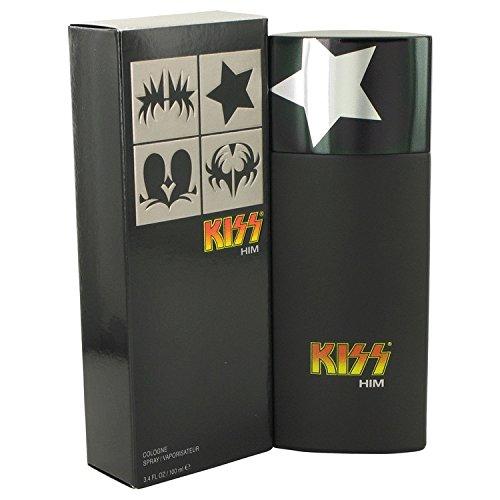 Kiss Him Eau De Toilette Spray 3.4 oz / 100 ml (Men)