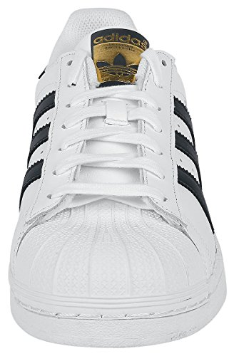 cheaper a771a c28f5 41IXiscI6dL - Adidas Originals Superstar Foundation Scarpe da Ginnastica  Unisex - Adulto
