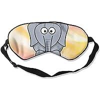 Cartoon Elephant 99% Eyeshade Blinders Sleeping Eye Patch Eye Mask Blindfold For Travel Insomnia Meditation preisvergleich bei billige-tabletten.eu