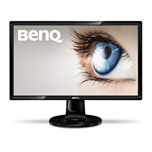 BenQ GL2760H 68,6 cm (27 Zoll) Monitor (Full-HD, Eye-Care, HDMI, VGA, 2ms Reaktionszeit) schwarz Plasma Monitor