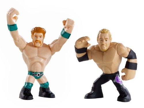 Pack de 2 Figurines Catch Sheamus & Christian