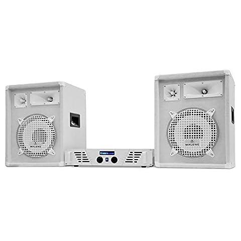 DJ PA Komplettanlage 800W