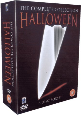 Halloween: The Complete Collection (Eight Disc Box Set) [DVD] by Donald Pleasence