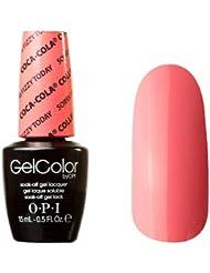 Vernis à ongles LED/UV OPI Gel Couleur 15ML - SORRY IM FIZZY TODAY - 100% gel authenic - livraison gratuite