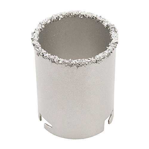 Silverline 393539 Tungsten Carbide Grit Holesaw 63mm