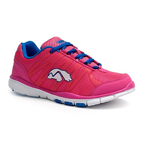 KARHU , Chaussures de running femme Multicolore - Rosa (Pnk7Royal)