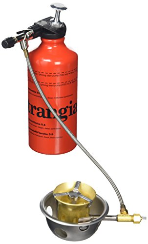 41IXmjXSLnL - Trangia Multi Fuel Burner Multiple Fuel Source