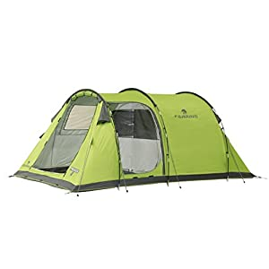 41IXnM%2BvJkL. SS300  - Ferrino  Proxes Unisex Outdoor Dome Tent available in Green - 4 Persons