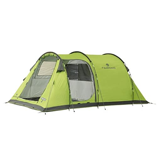 41IXnM%2BvJkL. SS500  - Ferrino  Proxes Unisex Outdoor Dome Tent available in Green - 4 Persons