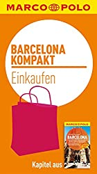 MARCO POLO kompakt Reiseführer Barcelona - Einkaufen (MARCO POLO Reiseführer E-Book)
