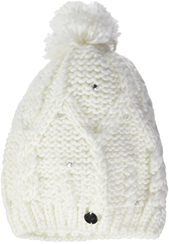 roxy-nola-beanie-gorro-con-pompon-para-nina-color-blanco-talla-unica
