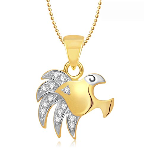 Valentine Gifts Amaal Zodiac Power Pendant Leo Astrology Pendant With Chain PS0283
