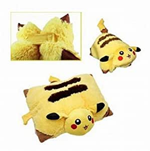 Kissen kissen pokemon pikachu pl schtier new for Kissen amazon