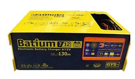 GYS Batium 7.12 Akkuladegerät, 1 Stück, 024496