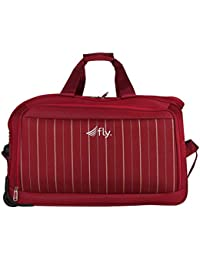 Fly Dark red Alexa Plus L (Between 55 to 60 cm) Travel Duffel Bag cdb4d6c6d2e83