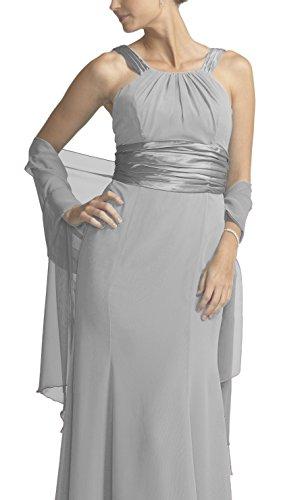 flora-chiffon-bridal-bridesmaid-shawl-prom-wrap-draping-stole-silver-grey