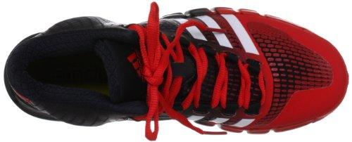Adidas adipure basket crazyquick chaussures pour homme noir/rouge Noir - Noir/rouge